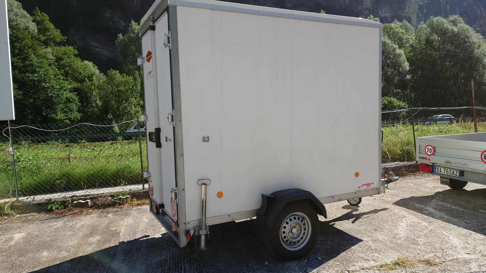 Rimorchio furgonato 250x230 2